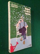 Georges SIMENON -MAIGRET E IL NIPOTE INGENUO , Oscar n.389  1° Ed (1972)