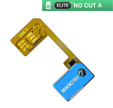 Magicsim Elite No Cut A - 3G/4G Dual Sim card adapter - Uk
