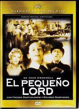 EL PEQUEÑO LORD de John Cromwell (Clásicos de oro del cine V.O.S.)