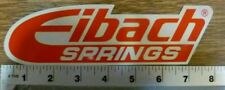 Eibach Springs Sticker Decal Buy 2 and get 3rd Sticker for FREE Nascar Tool Box