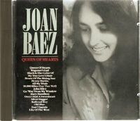 Joan Baez Queen of hearts (compilation, #cd66107) [CD]