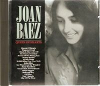 Joan Baez Queen of hearts (compilation, #cd66107) [CD]