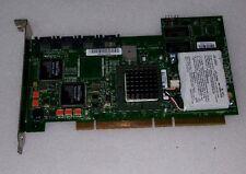 LSI LOGIC MEGARAID SER523 4PORT PCI-X SATA 150/4 RAID CONTROLLER CARD 64BIT