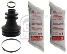FEBI BILSTEIN Faltenbalgsatz Antriebswelle 100622 für RENAULT DACIA TWINGO Gummi