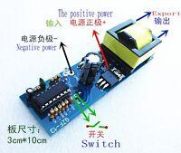 DC to AC Converter 12V to 110V 220V AC 150W Inverter Pre Boost Board Transformer