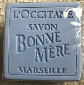 L'OCCITANE Savon Bonne Mere Lavender Bar Soap 100g 3.5oz New