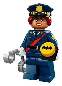 LEGO minifigure serie Batman the Movie - BARBARA GORDON -  71017