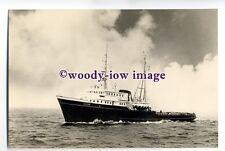 cb0682 - Dutch Smit Tug - Clyde , built 1957 - postcard