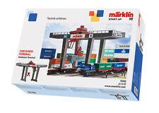 """Märklin Ergänzungspackung 72452 """"Containerterminal"""" passend zu 29452 #NEU in OVP"""