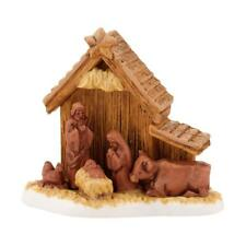 Department 56 (New) New England Nativity #4030710 Free Shipping