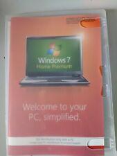 windows 7 home premium 64 bit DVD Disc