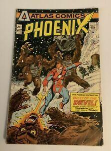 Phoenix #3 (Jun 1975, Atlas Comics)