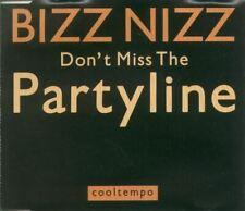 Bizz Nizz - Don't Miss The Partyline (1990)