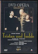 RICHARD WAGNER - TRISTAN UND ISOLDE (2003) DVD - I ATTO