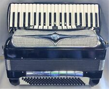 Polverini Accordion 3 Reed Tone Chamber Handmade Reeds in Excellent Shape!