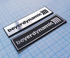 Beyerdynamic - Metallic Sticker Emblem Badge Set  2 pieces