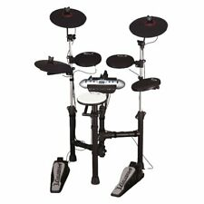 Carlsbro CSD120 Electronic Drum Kit - Compact & Foldable