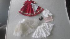 Vêtement ancien de poupée idéal bébé Jumeau Bru Steiner SFBJ