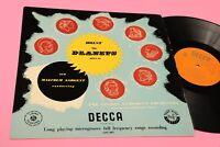 HOLST SARGENT LP PLANETS ORIG UK DECCA UNBOXED NM TOOP CLASSICA