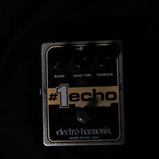 Used Electro Harmonix #1 Echo Digital Delay Pedal 030821