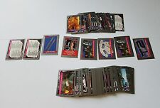 Terminator 2 T2 69 Cards 6 Merchandise Cards Checklist Cards 1 and 2 1991