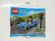 LEGO® City Polybag 30349 Sports Car NEU OVP NEW MISB NRFB