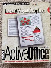 SPC ActiveOffice Visual Graphics Companion for Microsoft Office 95 & 97 Windows