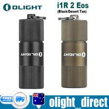 Olight I1R 2 EOS 150 Lumens LED Keychain Tiny EDC USB Rechargeable Flashlight