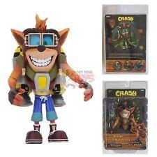 "Crash Bandicoot (Jetpack) Neca Crash Bandicoot 7"" Inch 2018 Action Figure"