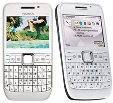 Nokia E63 Mobile - WHITE ! QWERTY ! GSM ! FM ! 2MP CAMERA ! Call Recording