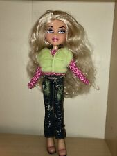 Bratz Cloe Doll Out Of Package Walmart Exclusive W/ Purple Eyes And Full Outfit