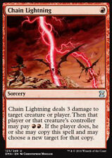 MTG CHAIN LIGHTNING EXC - FULMINI A CATENA - EMA - MAGIC