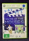 YOU'RE IN THE MOVIES XBOX 360 💎AUSSIE SELLER💎 (MICROSOFT) GAME~FAST POST !!!