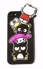 Sanrio iPhone 5 5S Case Hello Kitty, My Melody, Keroppi, Badtz Maru, Chococat