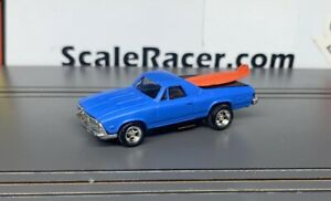 Blue 1969 Chevy El Camino  Body(ONLY) for Aurora Tjet type chassis