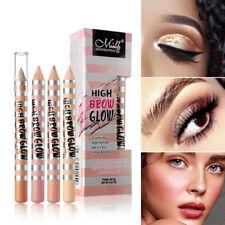 4 Colors Eyebrow Highlighter Pencil Eye Makeup Facial Cosmetic Pearlescent Pen
