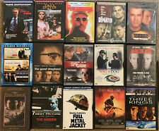 New ListingTaxi Driver, Full Metal Jacket, Pearl Harbor, The Thin Red Line 18 Movie lot!