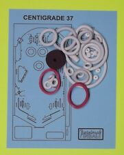 1977 Gottlieb Centigrade 37 pinball rubber ring kit