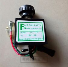 12V Car AC Thermostat switch Adjustable electronic temperature control