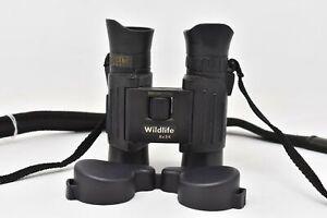 Spares & Repairs Steiner Germany Wildlife 8x24 Black Binoculars Fungus No Box