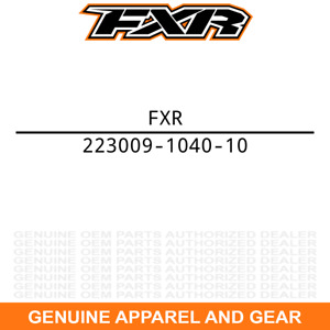 FXR Youth Boost Monosuit FAST Thermal Insulation Fleece Pockets Adjustable Cuffs