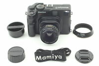 [N MINT + Hood] New Mamiya 6 Rangefinder Film Camera G 75mm f/3.5 L Lens JAPAN