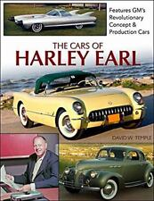 The Cars of Harley Earl Book~1953 Corvette - Buick Y-Job - GM Le Sabre~ NEW!