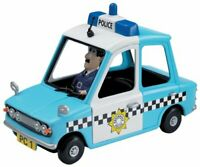 Postman Pat Friction Police Car Articulated PC Selby Figure Toy Playset