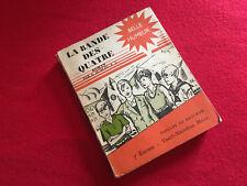 A. Hublet, La bande des quatres, 1936