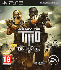 Army of Two The Devils Cartel PS3 (in Great Condition)