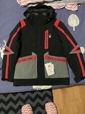 Spyder Men's Alta Snow Jacket Size L Brand New