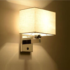 Modern Wall Light Sconce Bedside Living Room lights Wall Lamp With Switch L089HC