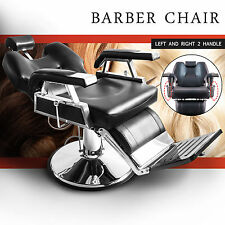Heavy Duty  Hydraulic Recline Barber Chair Shampoo Salon Beauty Spa Hair Styling