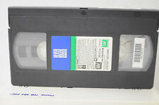 Never Been Kissed VHS Movie